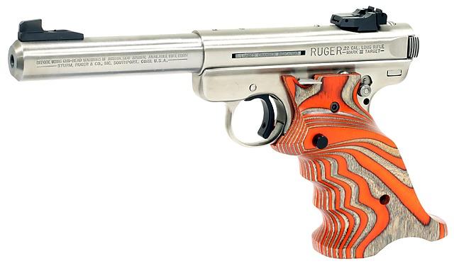 Rimfire Sports & Custom: Volquartsen Laminated Wood R H